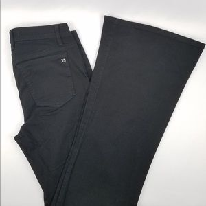 Joe's Jeans Black Bootcut Flared 29